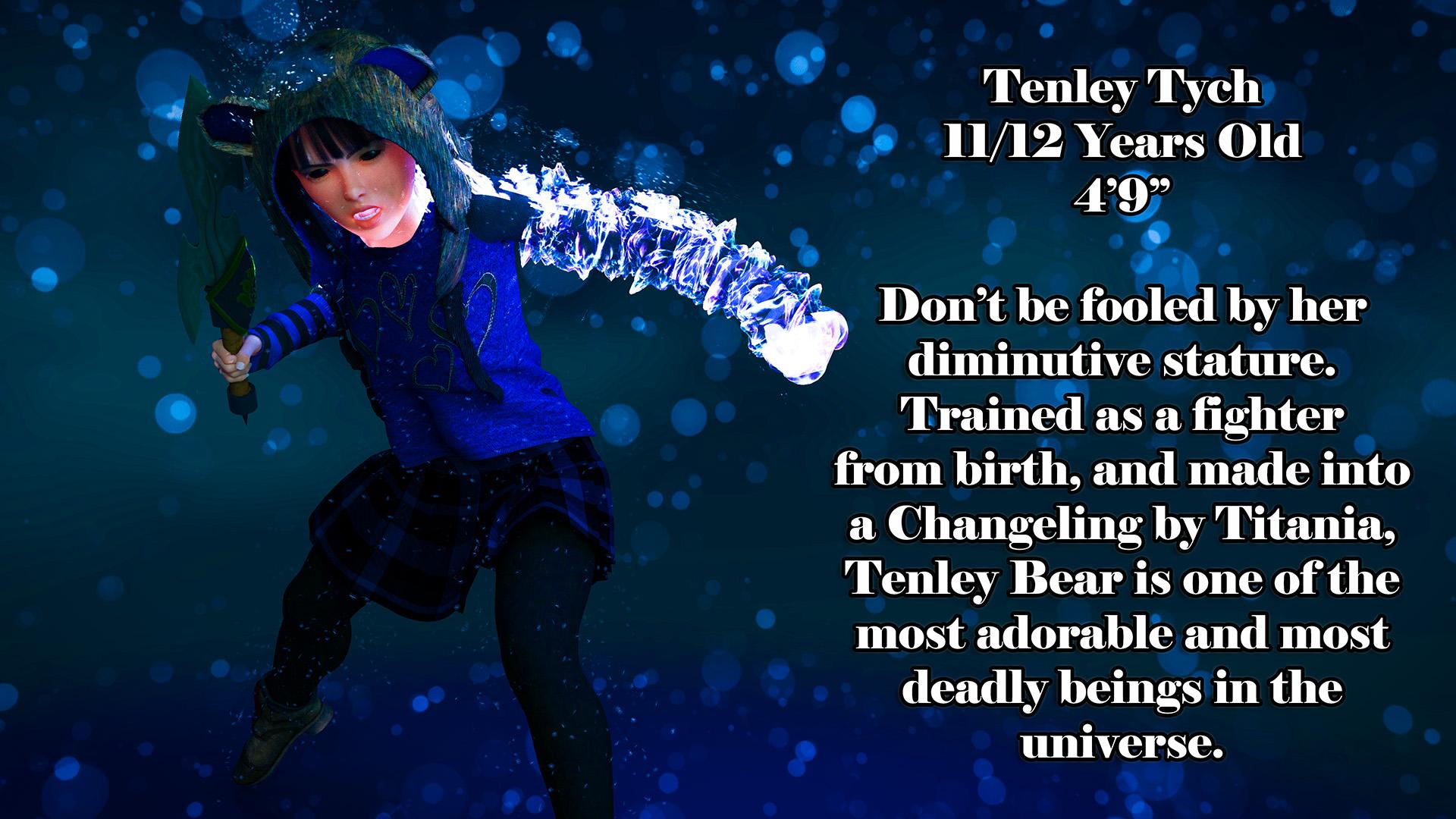 Tenley Tych